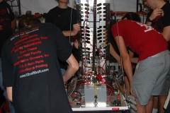 Team-working-on-robot